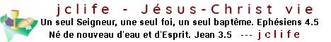 jclife - Jésus-Christ vie
