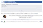 Service de validation de balisage
